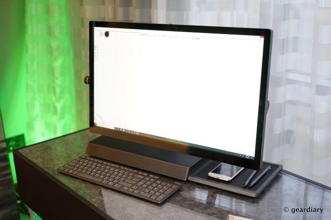 GearDiary Lenovo Yoga A940
