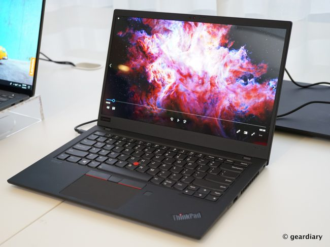 GearDiary Lenovo Comes out Strong at CES 2019 with New ThinkPads, Monitors, and More!