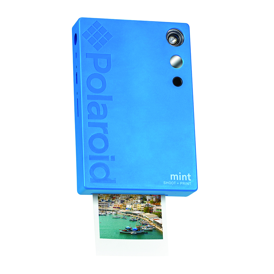 Print Your Photos Wherever You Are with Polaroid's Mint Camera & Pocket Printer