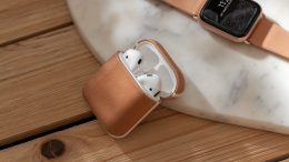 Nomad's New Natural Leather Accessories for Your Apple Devices Are Gorgeous