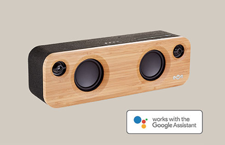 GearDiary The House of Marley Has Sustainable Smart Speakers and More