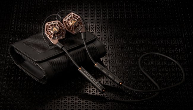 GearDiary Audeze iSINE Headphones Cut the Cord Thanks to the New CIPHER Bluetooth Module