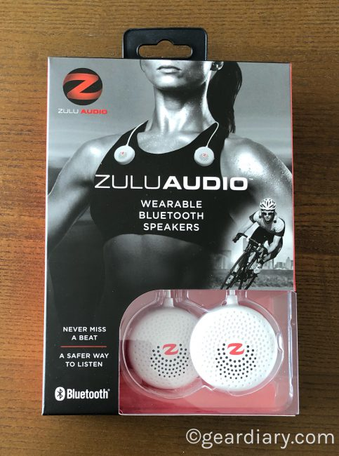 Zulu Alpha Portable Bluetooth Speakers Have a Cool Design But...