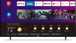 GearDiary Philips New 4K UHD Android TVs Come Complete with Google Assistant