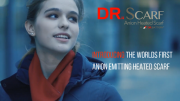 GearDiary Charge Your Scarf and Your Negative Ions While Emptying Your Wallet with Dr. Scarf