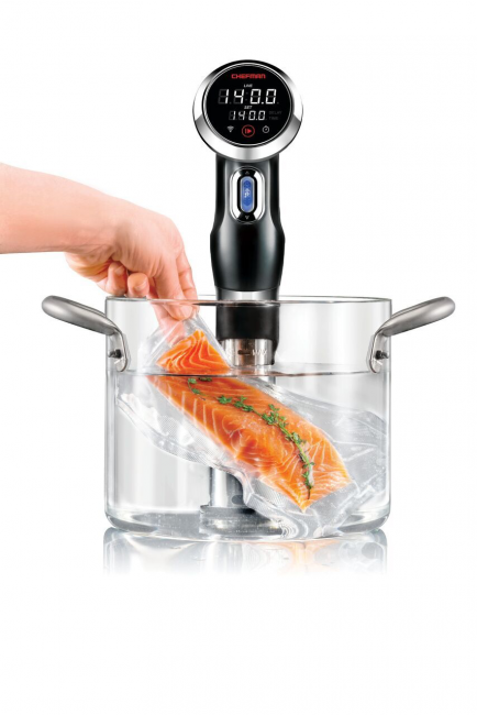 GearDiary Make Sure Every Dish Is Cooked to Perfection with Chefman's Sous Vide