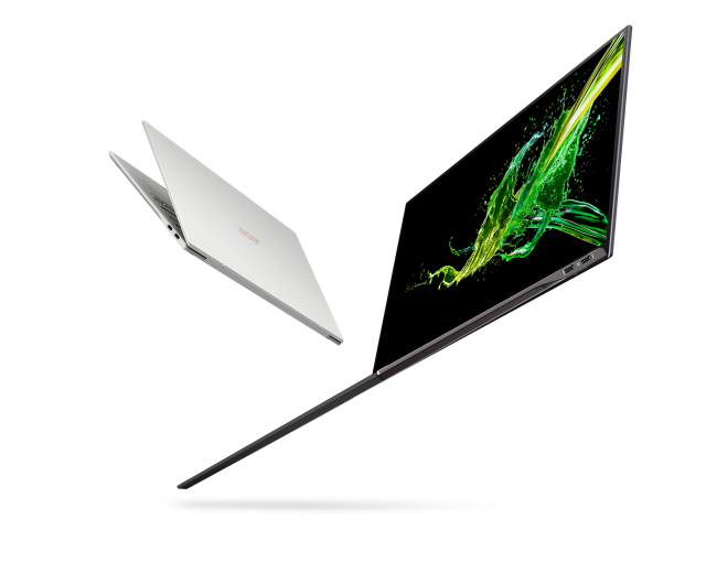 GearDiary Acer Introduces the Powerful Acer Swift 7 Laptop