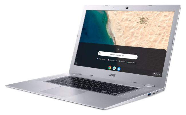 """GearDiary Acer Unveils the 15.6"""" Acer Chromebook 315 with Pricing Starting at Under $300"""