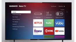 GearDiary Funai Announces the First 4K UHD Magnavox Roku TV Series