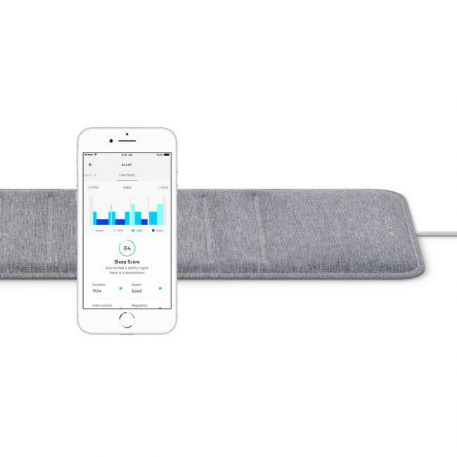 GearDiary Withings Sleep Monitor Made Me Realize I Need to Change My Sleeping Habits