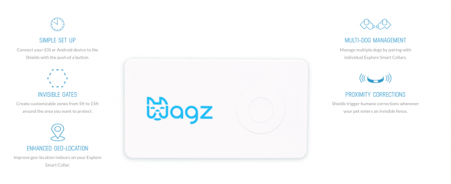 GearDiary Wagz Will Keep Your Dog Where She Needs to Be Without Shocking or Scaring Her