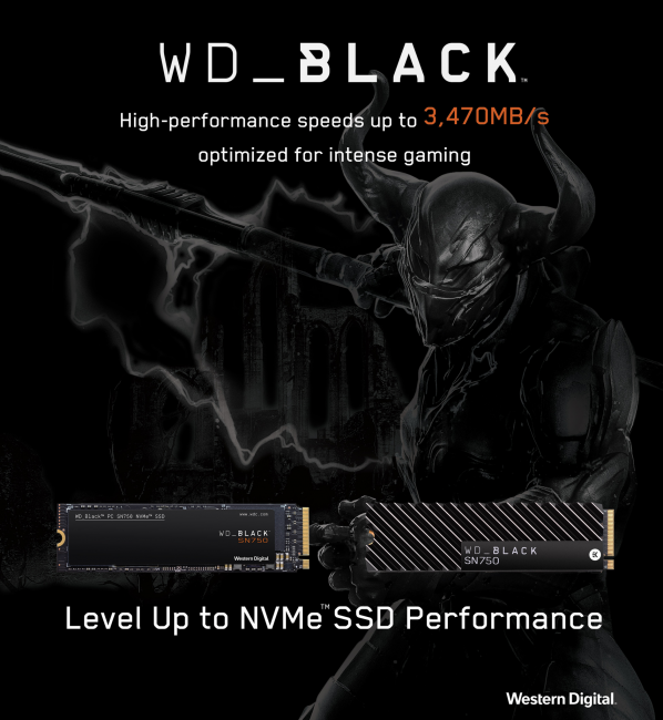 GearDiary Western Digital Brings Speed, Power, and Cooling to Their New Gaming SSD