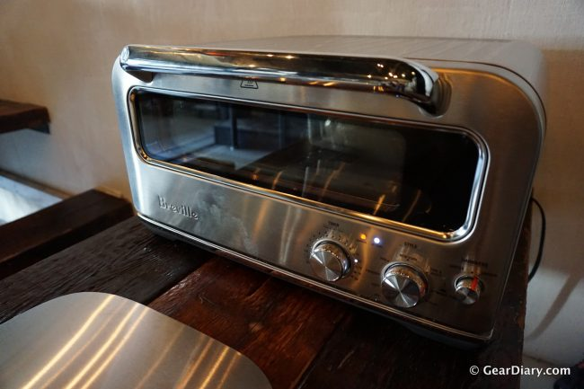 Breville Smart Oven Pizzaiolo Hands-On Impressions Featuring Chef Dan Richer