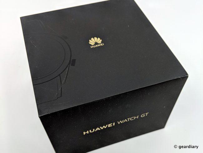 GearDiary 01-Huawei Watch GT