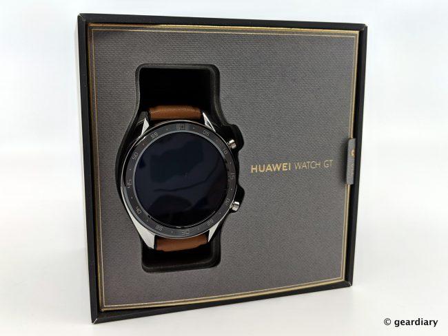 GearDiary 02-Huawei Watch GT-001