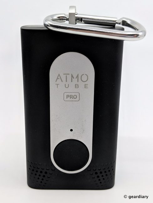 GearDiary Atmotube Pro: Easily Track Indoor and Outdoor Air Quality on the Go
