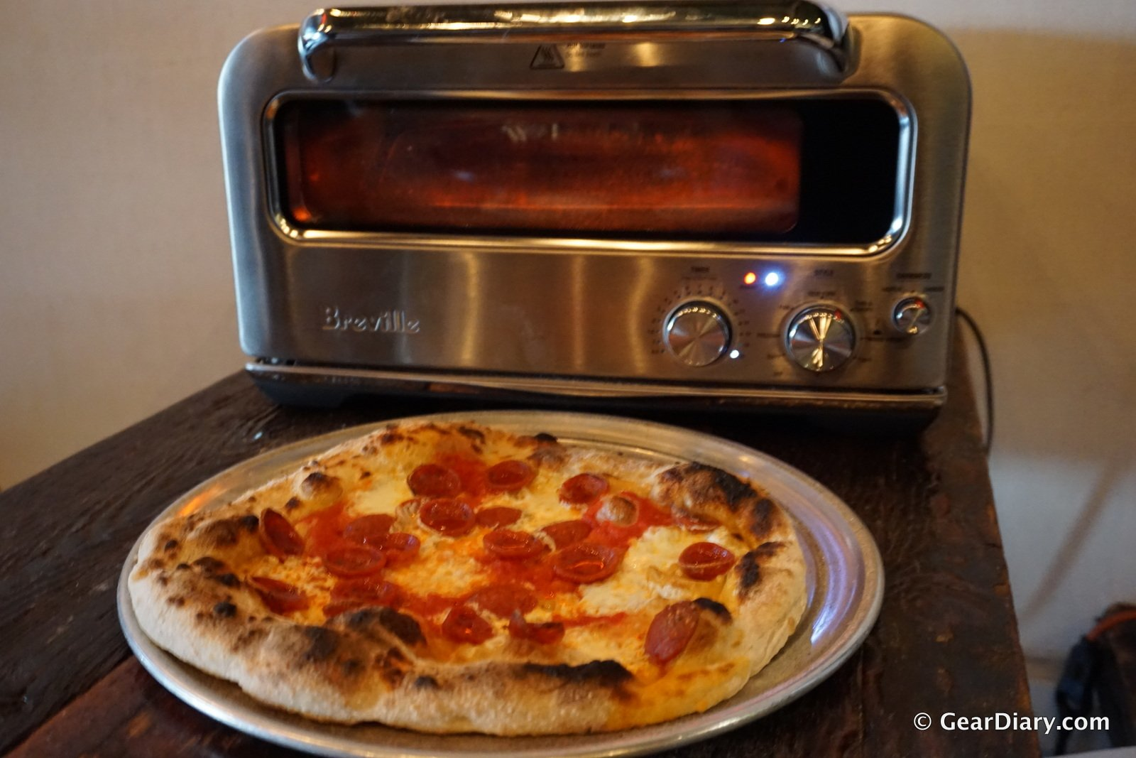 Breville Smart Oven Pizzaiolo Hands On Impressions