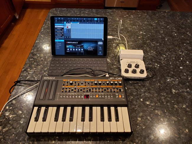 GearDiary The Roland GO:MIXER Pro Lets You Bring Your Full Creativity Wherever You Go