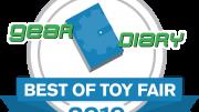 GearDiary Gear Diary's Best of the 2019 New York Toy Fair