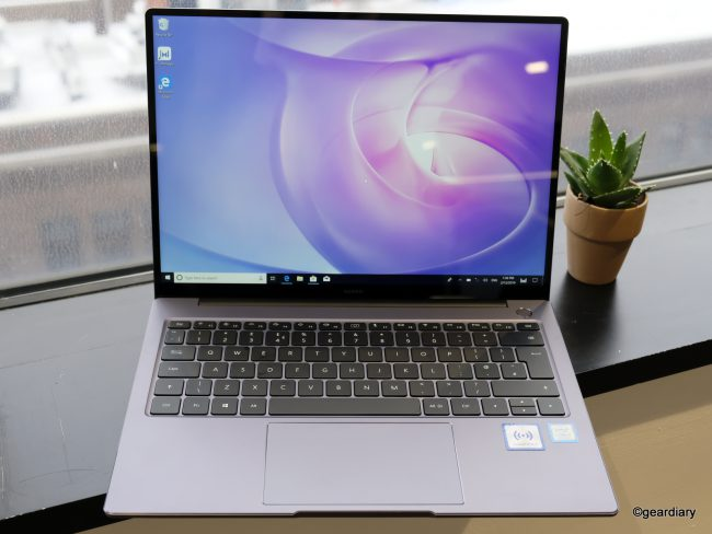GearDiary Huawei Updates the MateBook X Pro and Introduces the MateBook 14; 3:2 Aspect Ratio FTW!