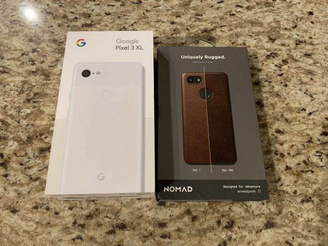 GearDiary Nomad's Leather Case for the Google Pixel 3 XL Is a Great Way to Protect Your Phone