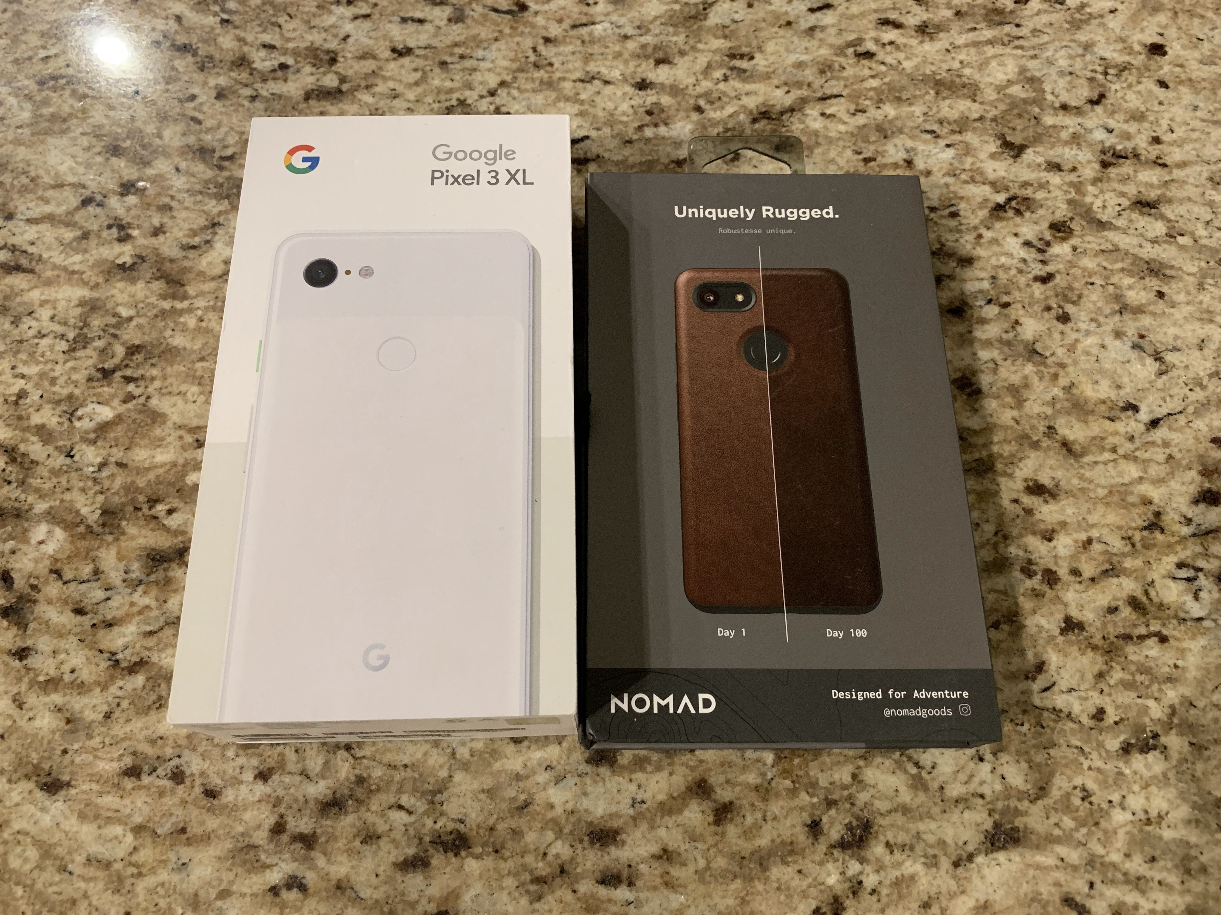 cheap for discount 045f8 b264b Nomad's Leather Case for the Google Pixel 3 XL Is a Great Way to ...