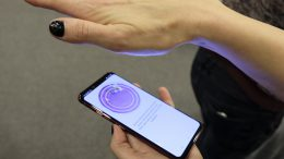 GearDiary Th LG G8 ThinQ Introduces Advanced Biometrics: Palm Vein Authentication!
