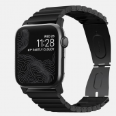 GearDiary The Nomad Titanium Band Is a Classy Apple Watch Band with a Clasp