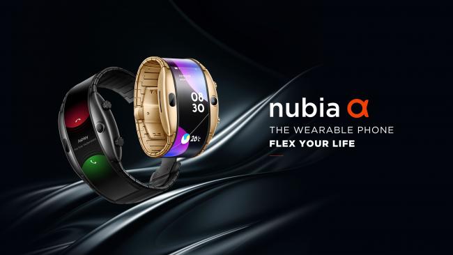 GearDiary Nubia Alpha Combines Phone and Smartwatch into One Powerhouse Wrist Accessory