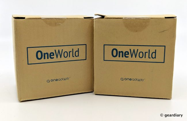 GearDiary 01-Oneadaptr OneWorld PD and OneWorld Duo