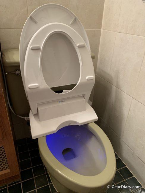 GearDiary Brondell Swash 1400 Luxury Bidet Toilet Seat: The #1 Way to Go #2