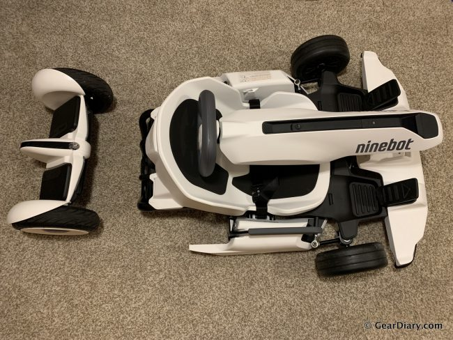 GearDiary Segway-Ninebot Focuses on Fun with the Drift W1 eSkates and Ninebot Gokart Kit