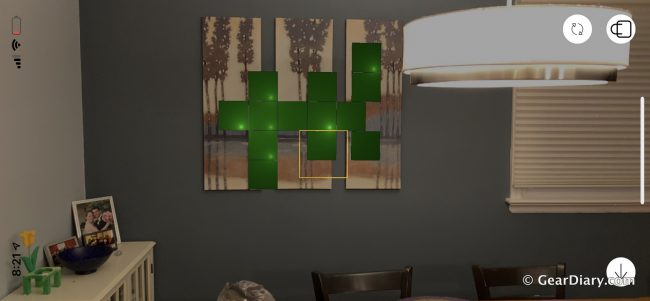 GearDiary Nanoleaf Canvas Is Gorgeous Kinetic Art That Adds Brilliance to Any Space