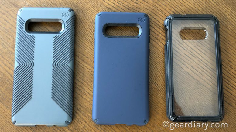 GearDiary Speck Presidio for Samsung GALAXY S10 Line Giveaway