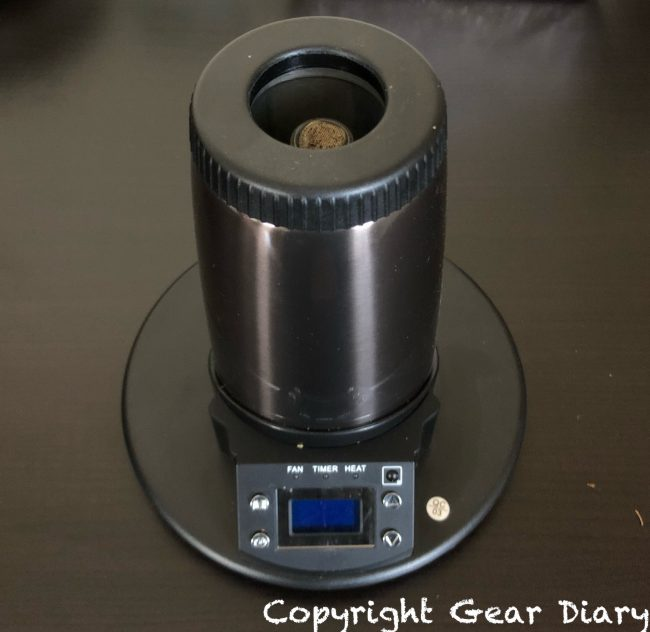 GearDiary Arizer Extreme Q Is a Great Desktop Vaporizer for Under $150
