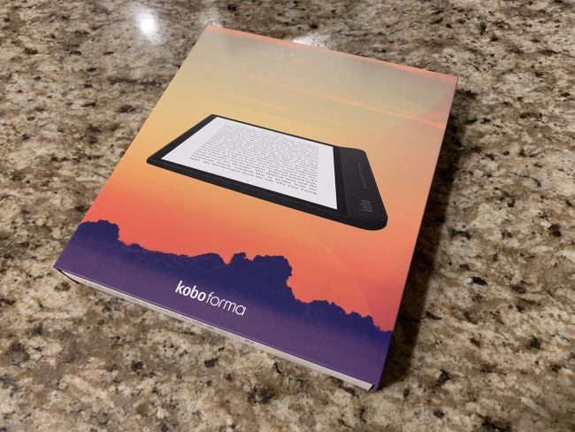 Kobo's Forma Is My Favorite eReader
