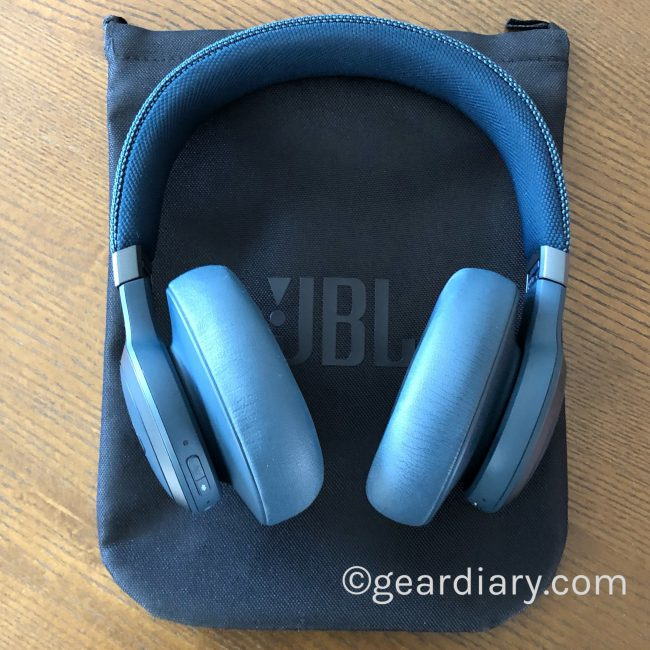 GearDiary JBL LIVE 650BTNC Are Impressive Wireless Headphones with ANC and Voice Services for Under $200