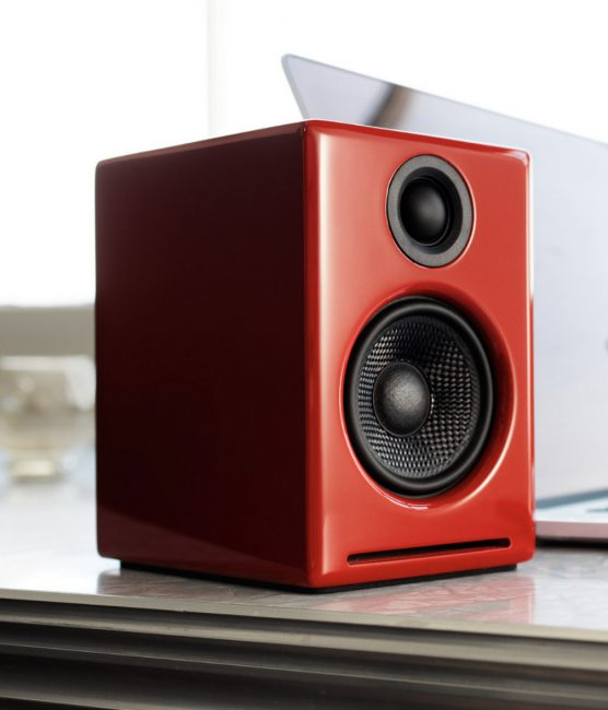 GearDiary Audioengine A2+ Wireless Speakers Take a Classic and Cut the Cords