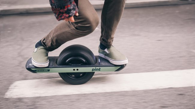 GearDiary Onewheel Debuts New Lightweight, Affordable Board: The Onewheel Pint