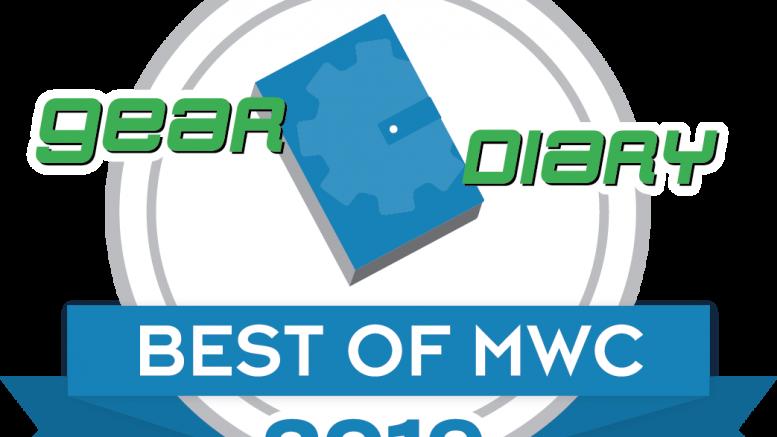 GearDiary Gear Diary's Best of Mobile World Congress 2019