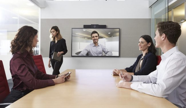 Poly Studio Turns Any Space Into a Video Conferencing Center