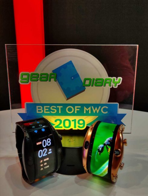 GearDiary Gear Diary's Best of Mobile World Congress 2019
