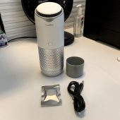 GearDiary Autowit's Air Purifier Is Great for Your Car or Office