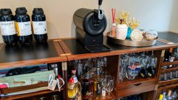 GearDiary Hopsy Sub Compact Makes a Great (but Noisy) Addition to Your Bar at Home