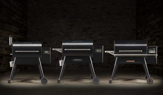 GearDiary Traeger Debuts an Exciting New Line-Up of Tech-Enhanced Grills