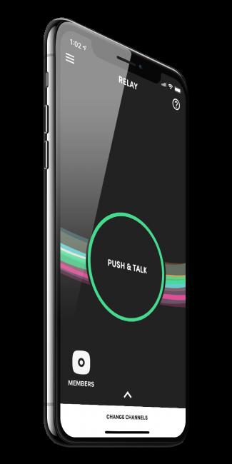 Relay App for iOS