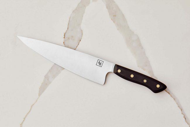 GearDiary Artisan Revere Chef Knife Slices Through Their Kickstarter Goal