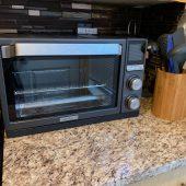 GearDiary Calphalon's Quartz Heat Countertop Oven Saves Energy & Cooks Quickly