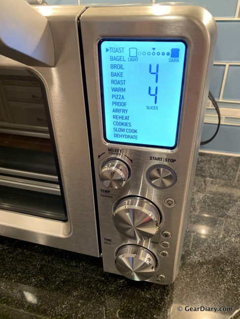 GearDiary The Breville Smart Oven Air Is the Multi-Threat Gadget Your Kitchen Needs