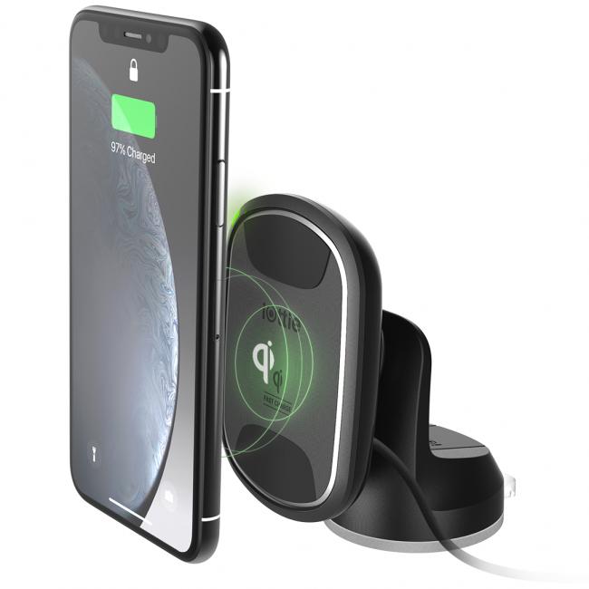 iOttie Announces Efficient New Magnetic Wireless Charging Car Mounts